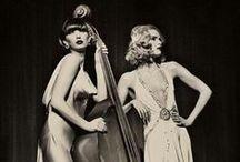 1880 - 1920ies 1920er Jahre Vintage / Eine Sammlung von Bildern, die mich an die 20er Jahre erinnern und Inspirationen wecken