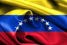 Venezuela / El País más hermoso del mundo... The most beautiful country of the world :) / by Ant
