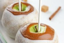 Caramel Apple Ideas / Caramel makes pretty much everything better :)
