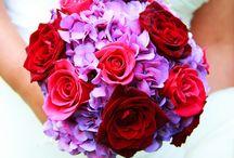 Classic wedding bouquets