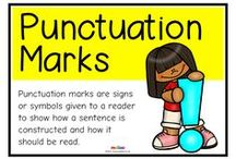 Punctuation / A collection of printable primary resources for the punctuation. Visit our website for more information and for other downloadable classroom resources by clicking on the provided links.