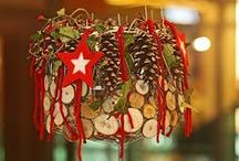 Christmas Design Ideas / Here are some photos from Christmas Fair event by Floristiq Art