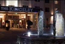 The Kingsley Hotel / Pictures of our beautiful hotel...  / by The Kingsley
