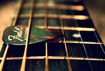 Awesome Guitars & artists