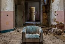 Urbex / I want to see these amazing places with my own eyes.