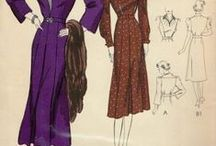 Butterick Pattern 30s
