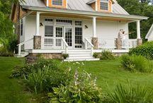 แบบบ้านชั้นเดียว Cottage