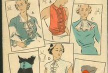 Vogue Pattern 30s