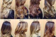 H A I R / Hair Inspo..