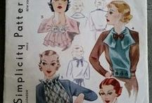Simplicity Pattern 30s