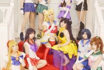 Cosplay-Sailor Moon