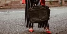 2018 Outfit Ideas with Leather Bags / Here's some inspiration for styling your MAHI! X