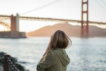 Hey Fran / Places to see and things to eat in San Francisco