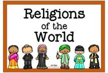 Religious Education / A collection of printable primary resources for religious education. Visit our website for more information and for other downloadable classroom resources by clicking on the provided links.