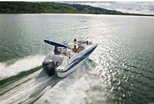 Hurricane Deck Boats Living The Dream / Hurricane Deck Boats can be used on all waterways fresh and salt. They are the number one selling deck boat out there for good reason. They provide families with the best in boating experiences.