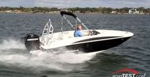 Bayliner Family Boats / Bayliner Boats has been leading the boating industry in family boating for many decades!