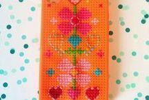 DIY - borduren/cross stitch
