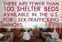 Trafficking is real / There are more slaves today than in anytime in history. Will you be a freedom fighter?
