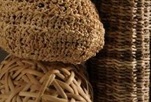 The Art of Basketry  / Woven art, from shoes to containers