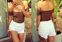 / Summer outfit /