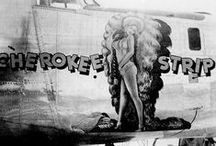 Aircraft Nose Art / by Ron Fews