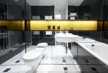 ..BATHROOMS / by ..SILVER MIST