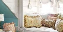 Cottage Style / Ideas and inspiration to add cottage style decor to your home
