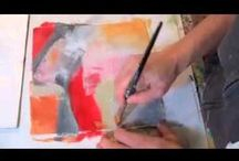 Art Tutorials (to keep) / Art lessons / by Vera Tchikovani