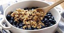 Breakfast Favorites / Breakfast recipes - easy, healthy ideas for breakfast that are family friendly.