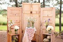 rustykalne wesele dekoracje