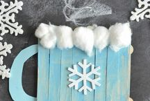 Winter For Kids & Families / Craft, activities, and projects especially for cold weather fun.