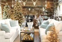 Everything Christmas! / Home decor, recipes, activities, and more. All the best of the season in one quaint location!