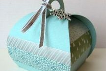 Curvy Keepsake Box Ideas