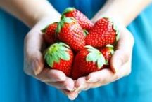 Health and nutrition / Health benefits of Strawberries