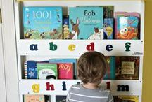 Books for Kids: Activities, Crafts, Lists, & Reviews / Activities, lists, and reviews of books for children ranging from babies to middle schoolers.