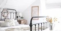Farmhouse Decor / All things farmhouse style:  farmhouse decor, farmhouse kitchens,  farmhouse bedrooms and lots of great farmhouse ideas to turn your home into a cozy, peaceful, loving home for your family.