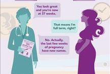 Infographics / Health information on a variety of topics to know and to share