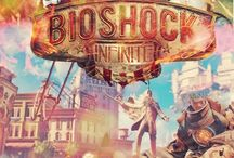 Bio Shock / ONLY BIOSHOCK>_<