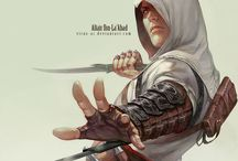 assassins creed / >_<ASSASSINS!!!!!