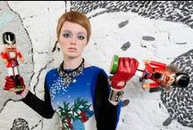NATI100%PUREIDEA Manekineko special xmas edition 2013 / Awarded Textile Artist of the Year 2013
