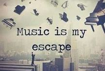 Music & Moments / Musical lyrics, quotes & songs that move me. Books, truths and thoughts that inspire me.