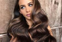 Hair: style, color, braids