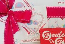Fête, Box cadeaux, Sélection / idée cadeaux, pas simple d'offrir un présent à un proche! Boules de bain, s'adapte et vous propose une petite sélection idéale pour les occasions, Noël, St Valentin, fête des mères, un anniversaire...