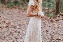 Brautkleider boho