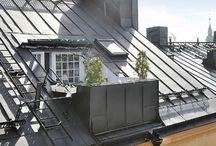 Mansard Roof Interior Design/ Manzárd vagy tetőtéri belsőépítészet