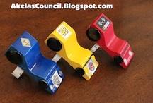 Cub Scouts- Neckerchief Slide Ideas