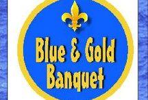 Cub Scouts- Blue & Gold Banquet Ideas