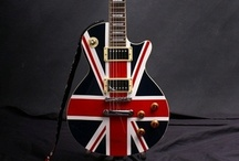 Union Jack Love / The English love affair continues.