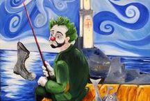 Dipinti-pinturas