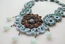 Braccialetti e bijoux uncinetto